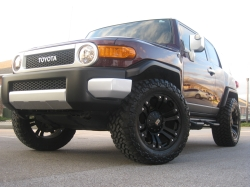 meshaals 2007 Toyota FJ Cruiser