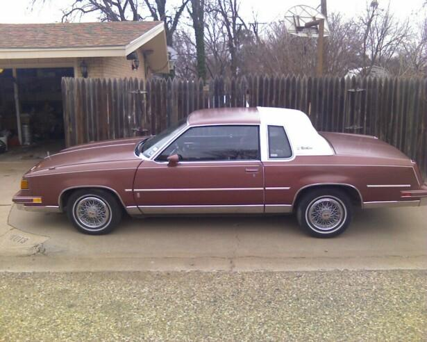Another carterbryce09 1987 Oldsmobile Cutlass Supreme post... - 14055128