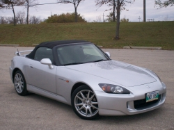 Juryhawks 2005 Honda S2000