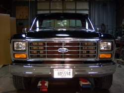 BuiltFordTough85s 1985 Ford F-Series Pick-Up