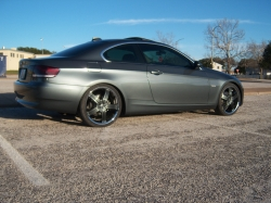 GCode22 2009 BMW 3 Series