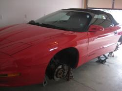 AKFaulks 1996 Pontiac Firebird