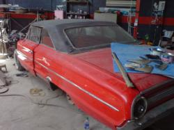 SharkQQ 1964 Ford Galaxie