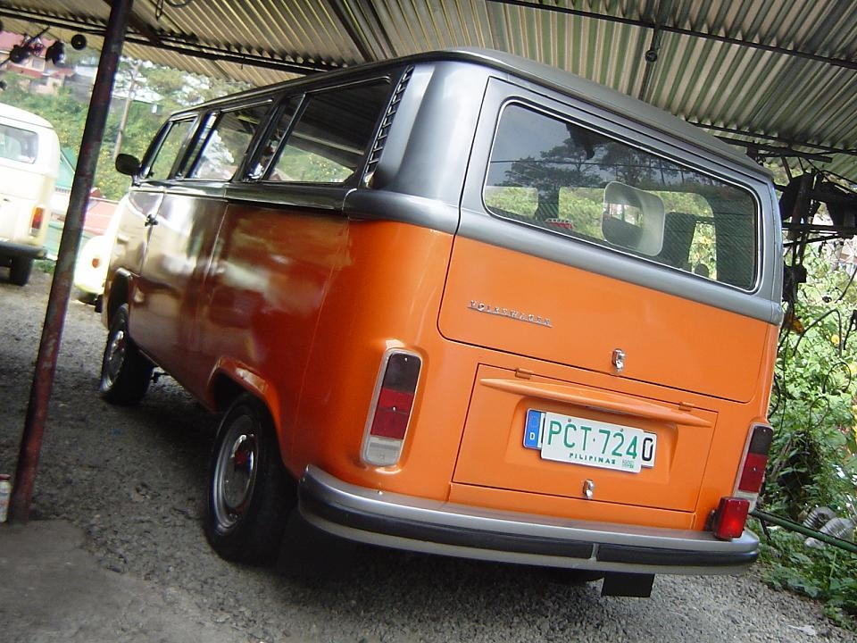 maggievw69 39 s 1973 volkswagen bus in baguio city. Black Bedroom Furniture Sets. Home Design Ideas