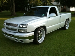 djskidzdsps 2005 Chevrolet Silverado 1500 Regular Cab