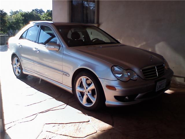 junior805 2005 Mercedes-Benz C-Class 14061943