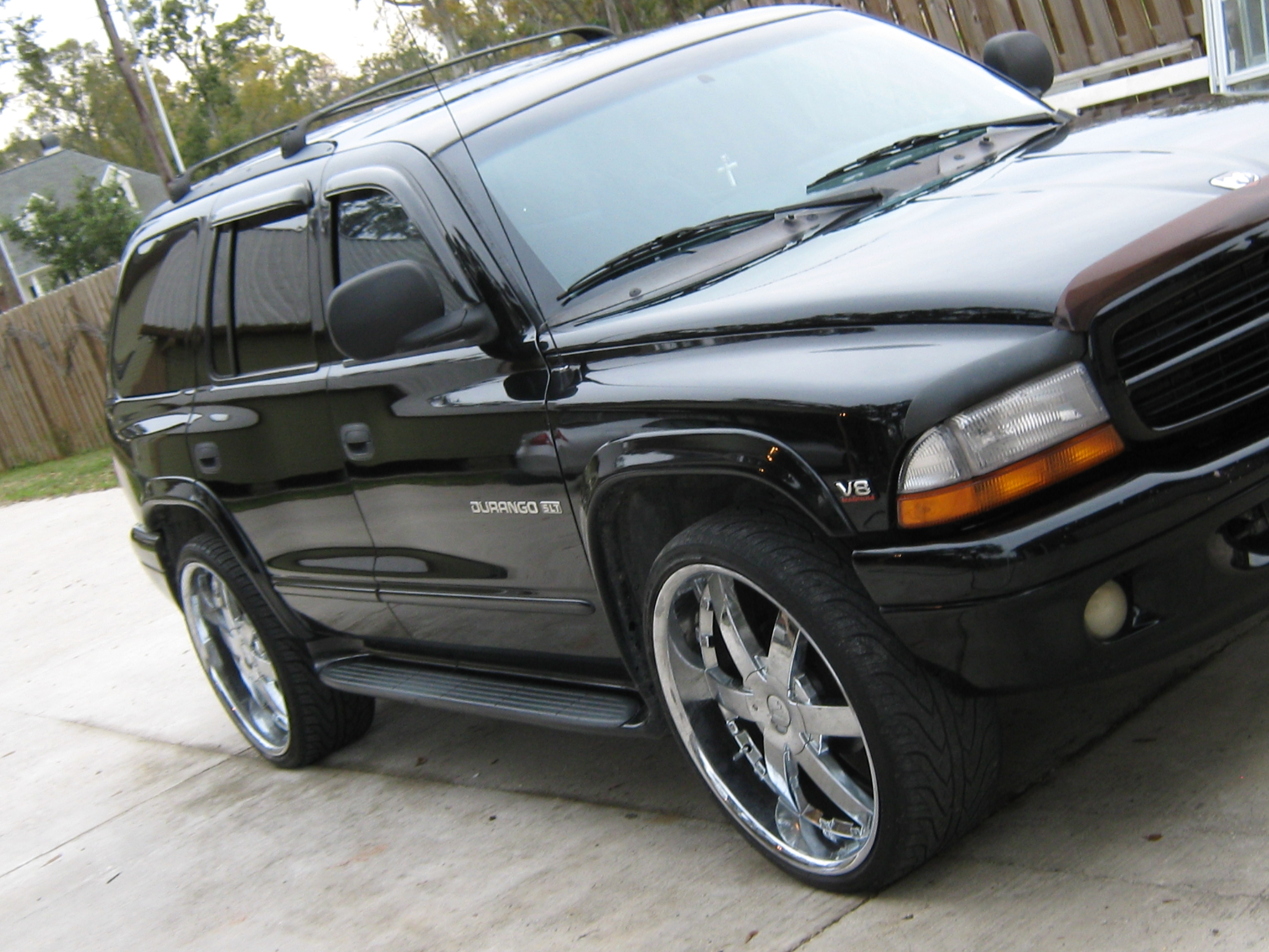 Coreygunz225 2000 Dodge Durango Specs Photos