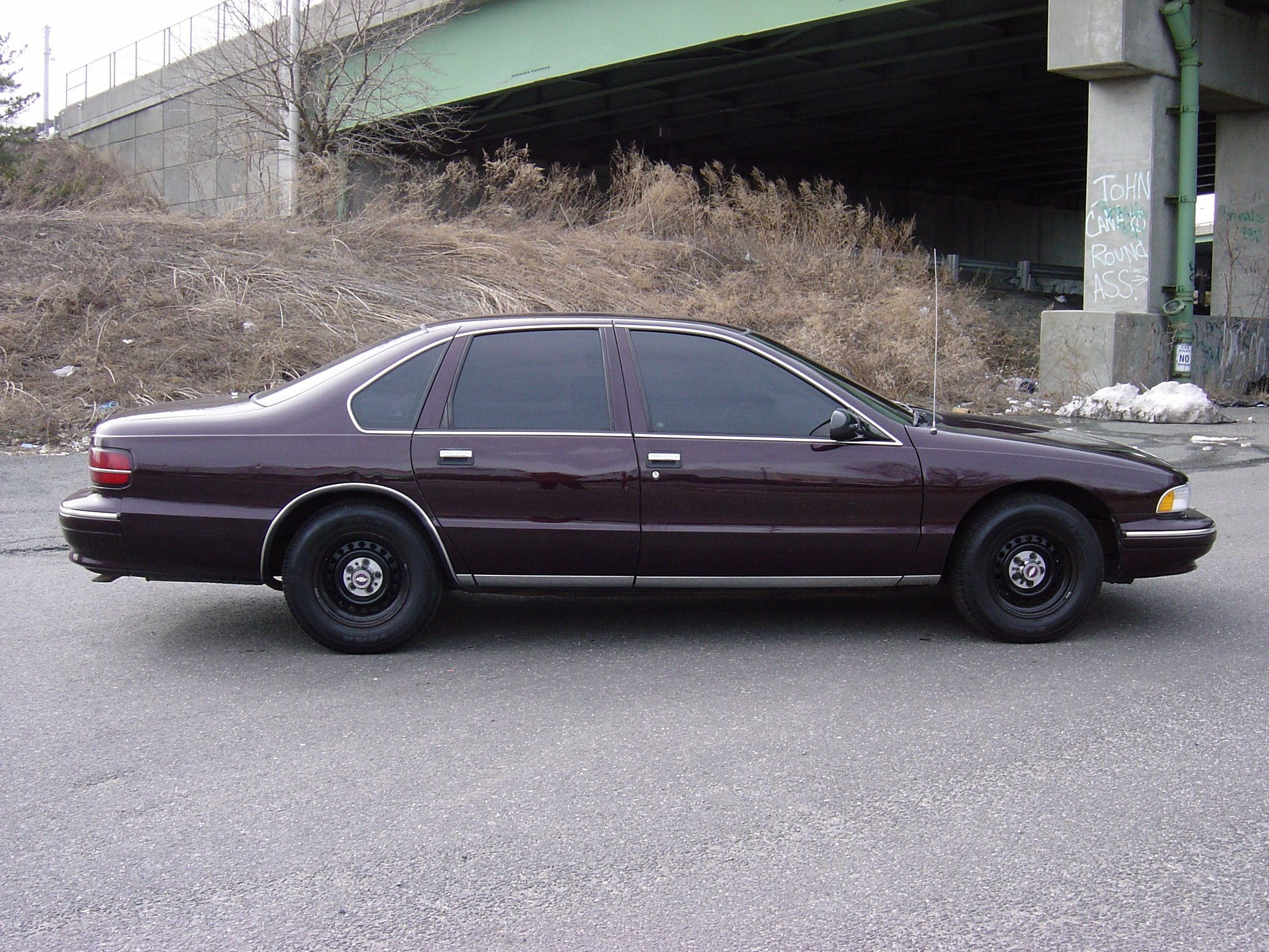 Another SeizedAssets 1995 Chevrolet Caprice post... - 14063800