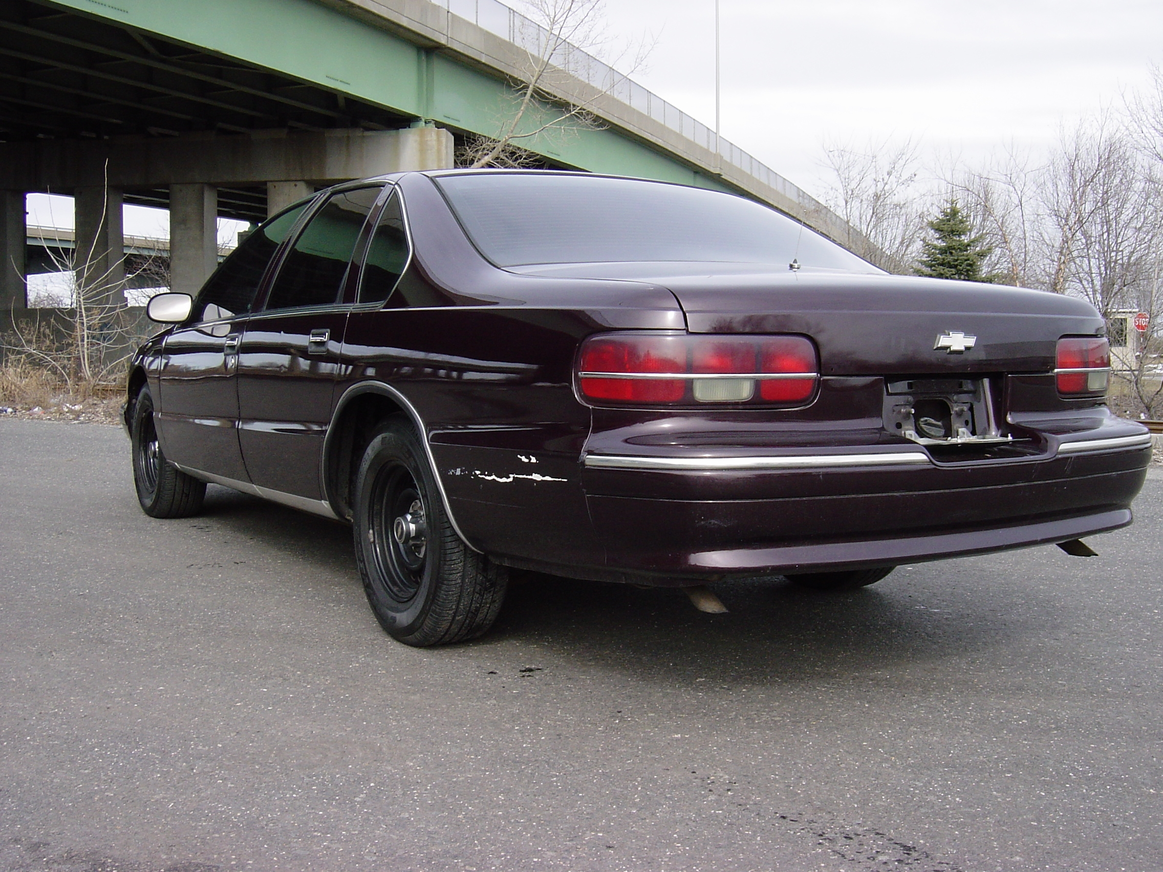 Another SeizedAssets 1995 Chevrolet Caprice post... - 14063802
