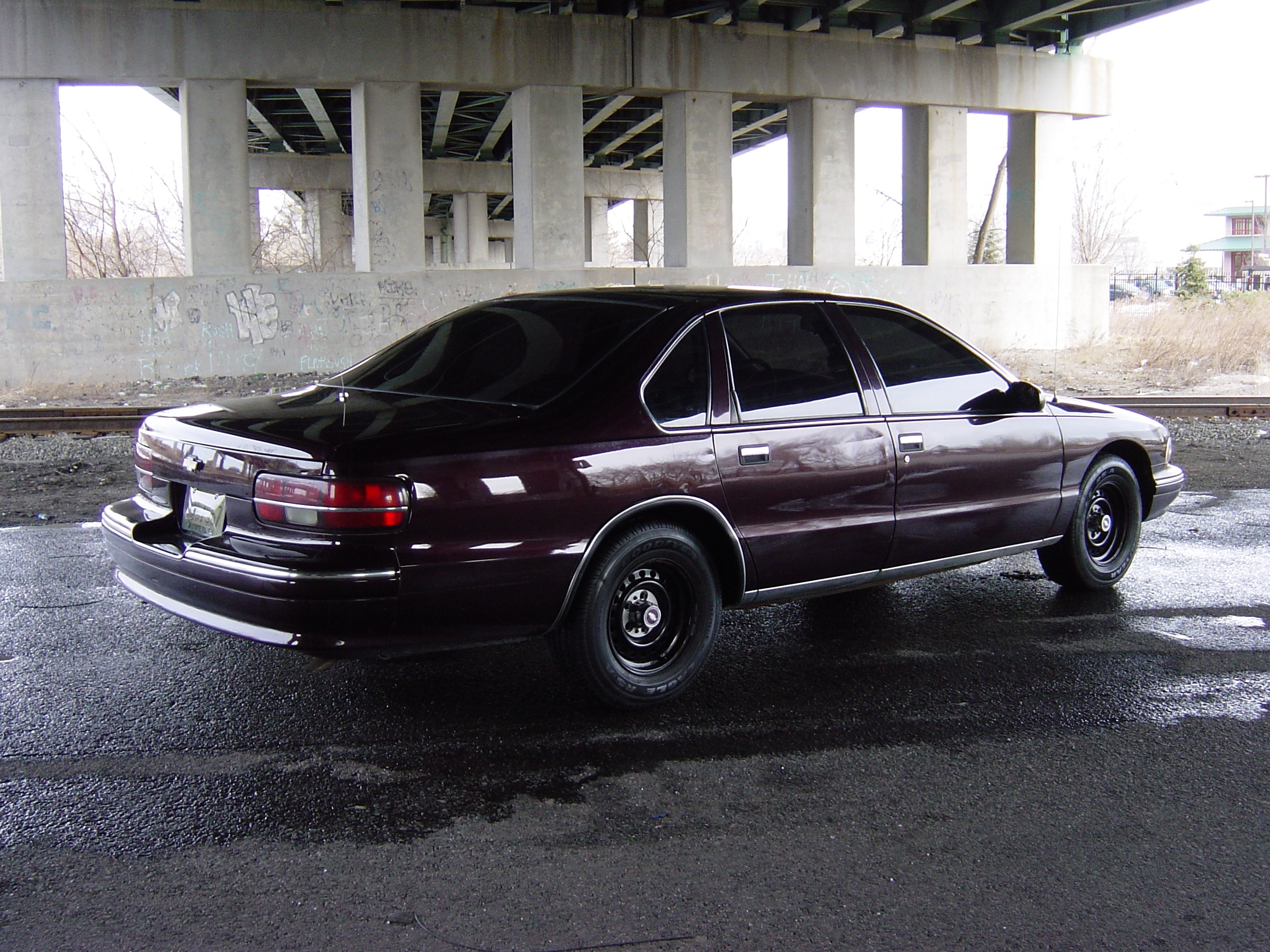 Another SeizedAssets 1995 Chevrolet Caprice post... - 14063803