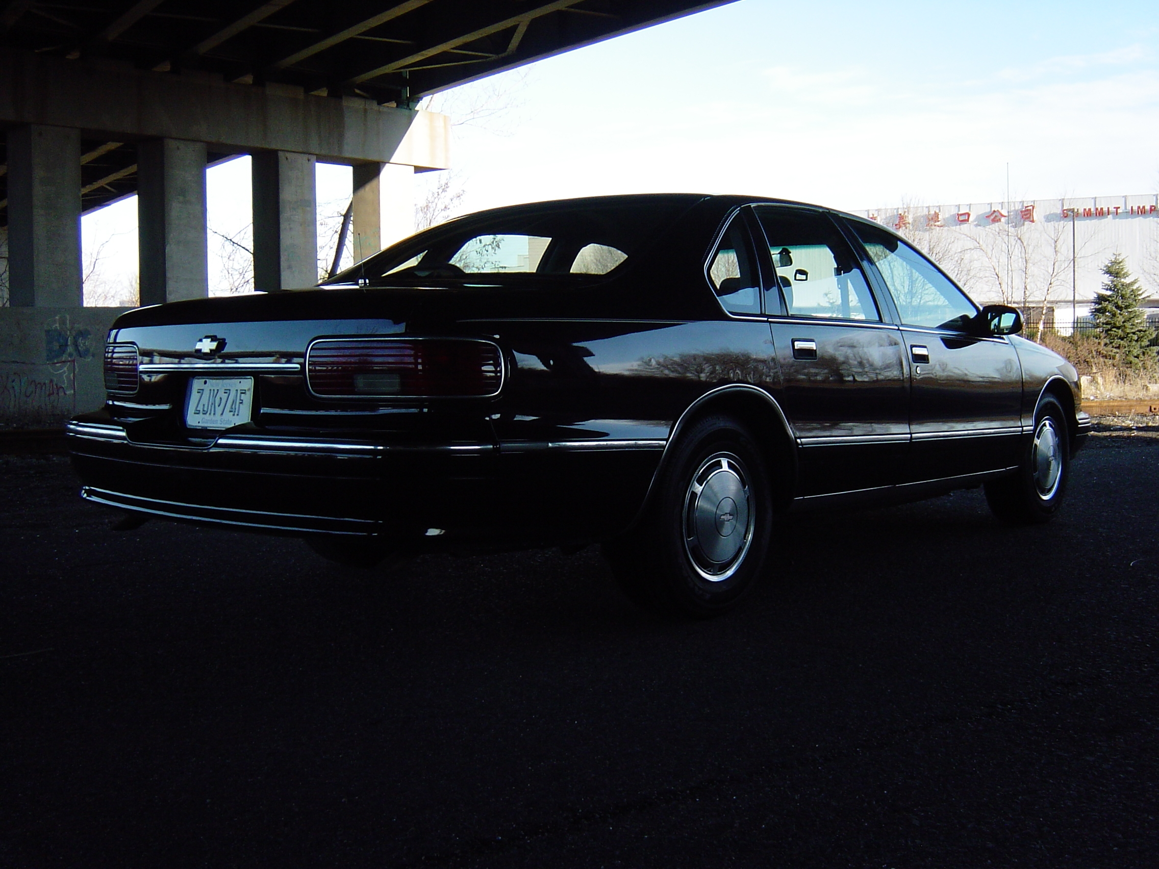 Another SeizedAssets 1995 Chevrolet Caprice post... - 14063822