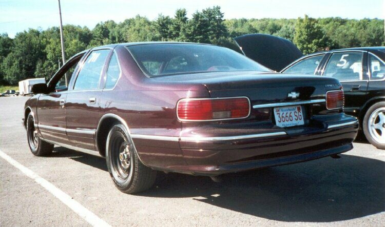 Another SeizedAssets 1995 Chevrolet Caprice post... - 14063831