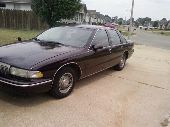 Another SeizedAssets 1995 Chevrolet Caprice post... - 14063832