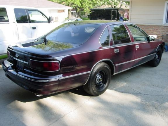 Another SeizedAssets 1995 Chevrolet Caprice post... - 14063833