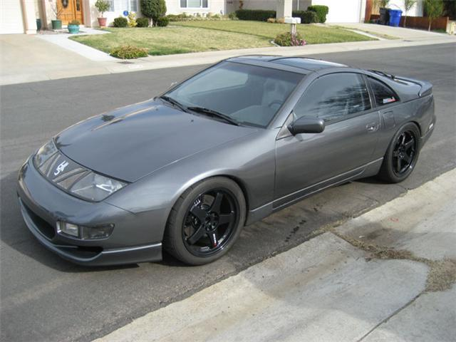 Seizedassets 1992 Nissan 300zx Specs Photos Modification
