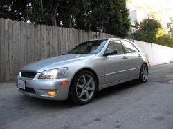 IS300TTRDs 2004 Lexus IS