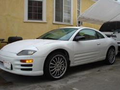 ernysans 2000 Mitsubishi Eclipse