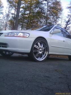 LueLue34s 1999 Honda Accord
