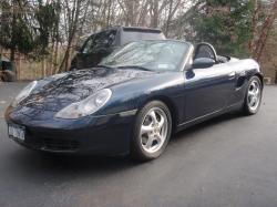 ukboys 2000 Porsche Boxster