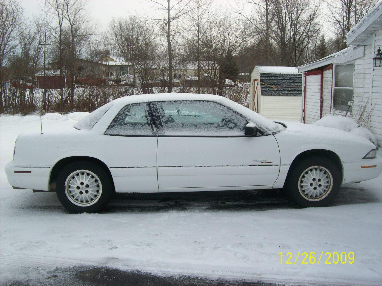 zorn2009 1995 Buick Regal