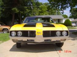 fearthisrockets 1969 Oldsmobile 442