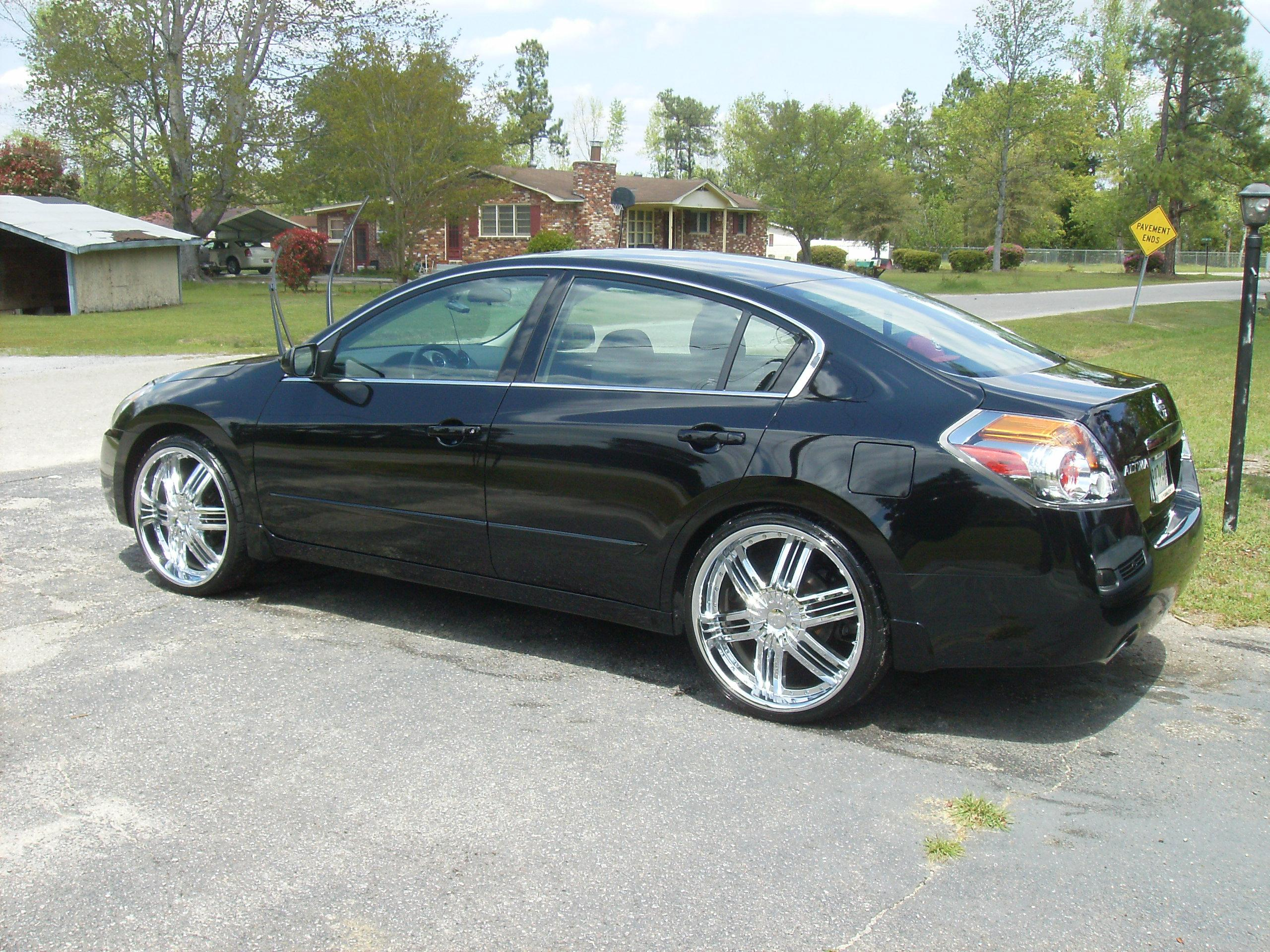 12Dmoney's 2007 Nissan Altima