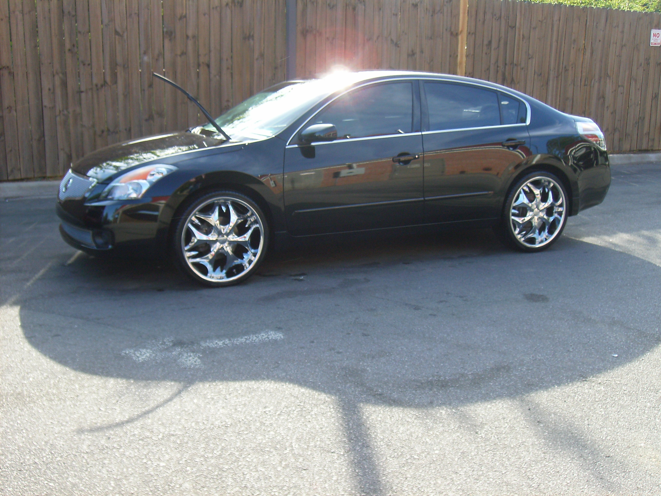 12Dmoney 2007 Nissan Altima 14065858