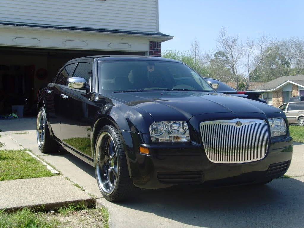 king1987 2007 chrysler 300 specs photos modification. Black Bedroom Furniture Sets. Home Design Ideas