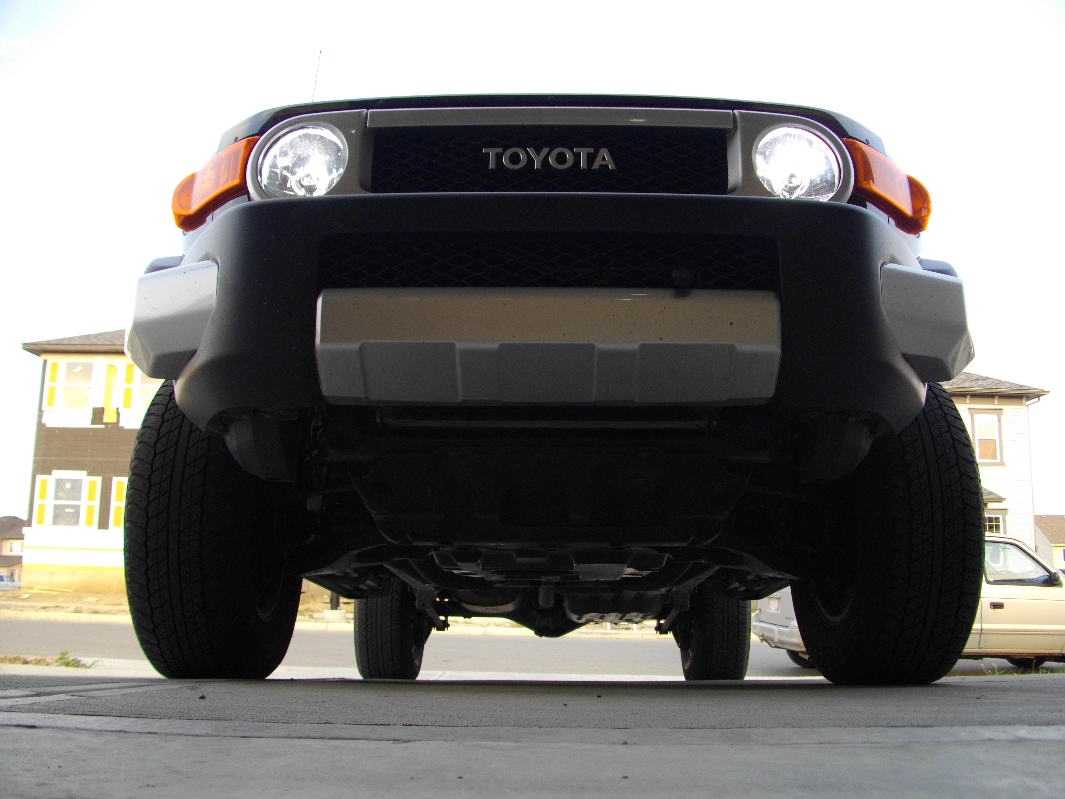 Another canadiancanuck1 2007 Toyota FJ Cruiser post... - 14067291