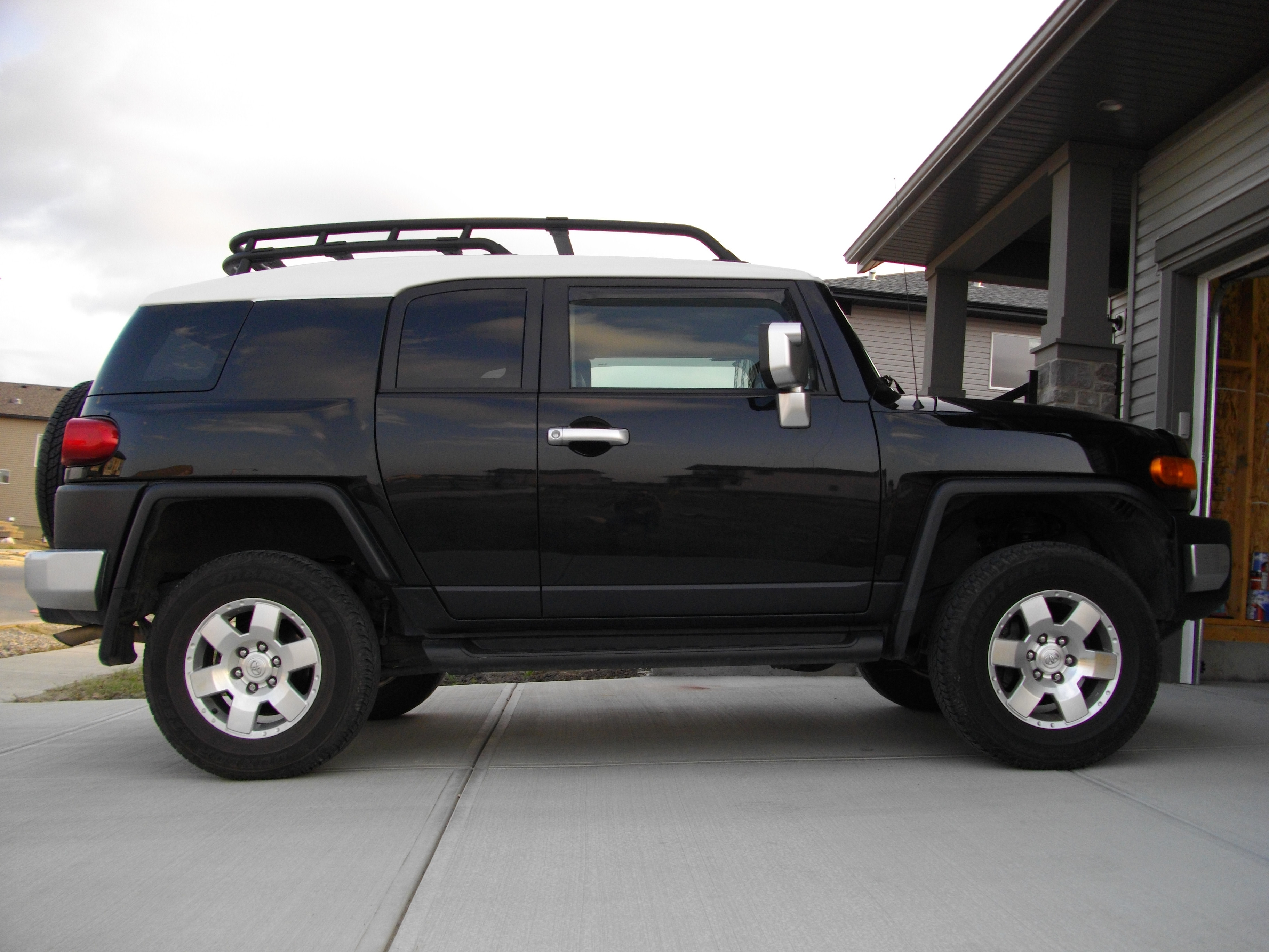 Another canadiancanuck1 2007 Toyota FJ Cruiser post... - 14067292
