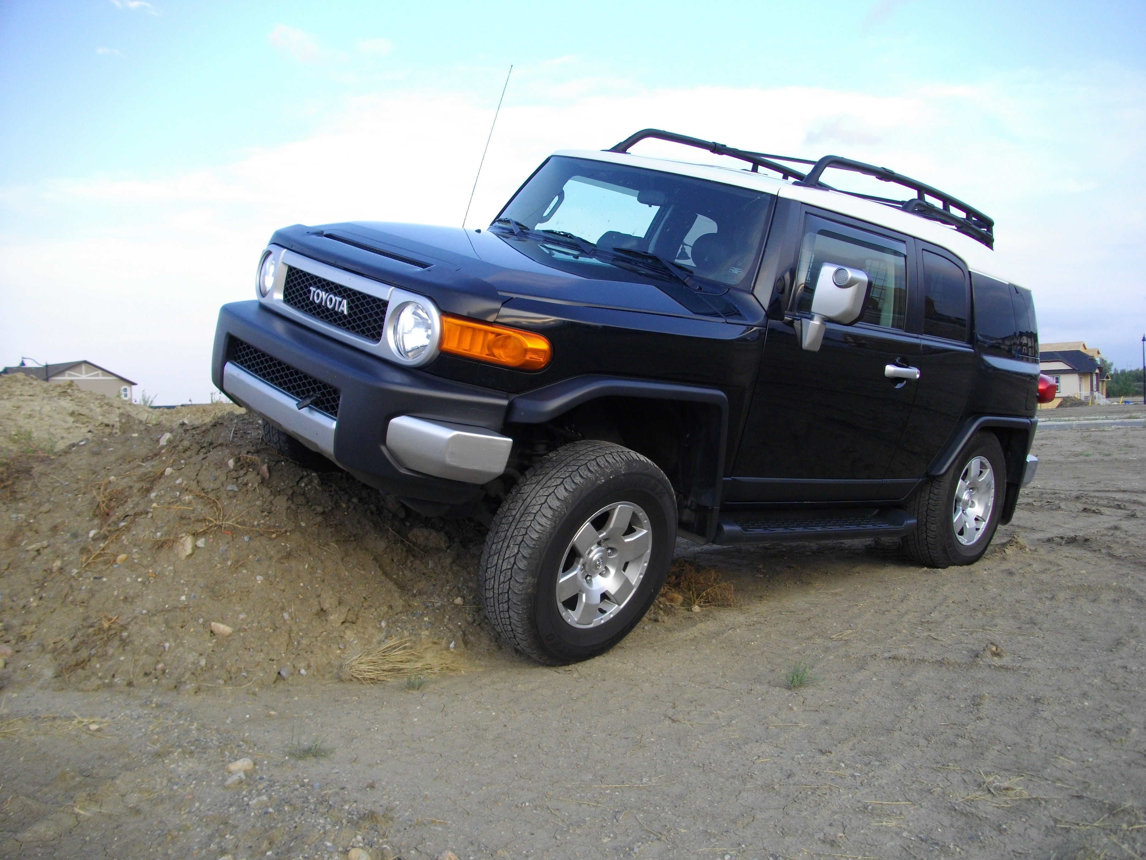 Another canadiancanuck1 2007 Toyota FJ Cruiser post... - 14067293