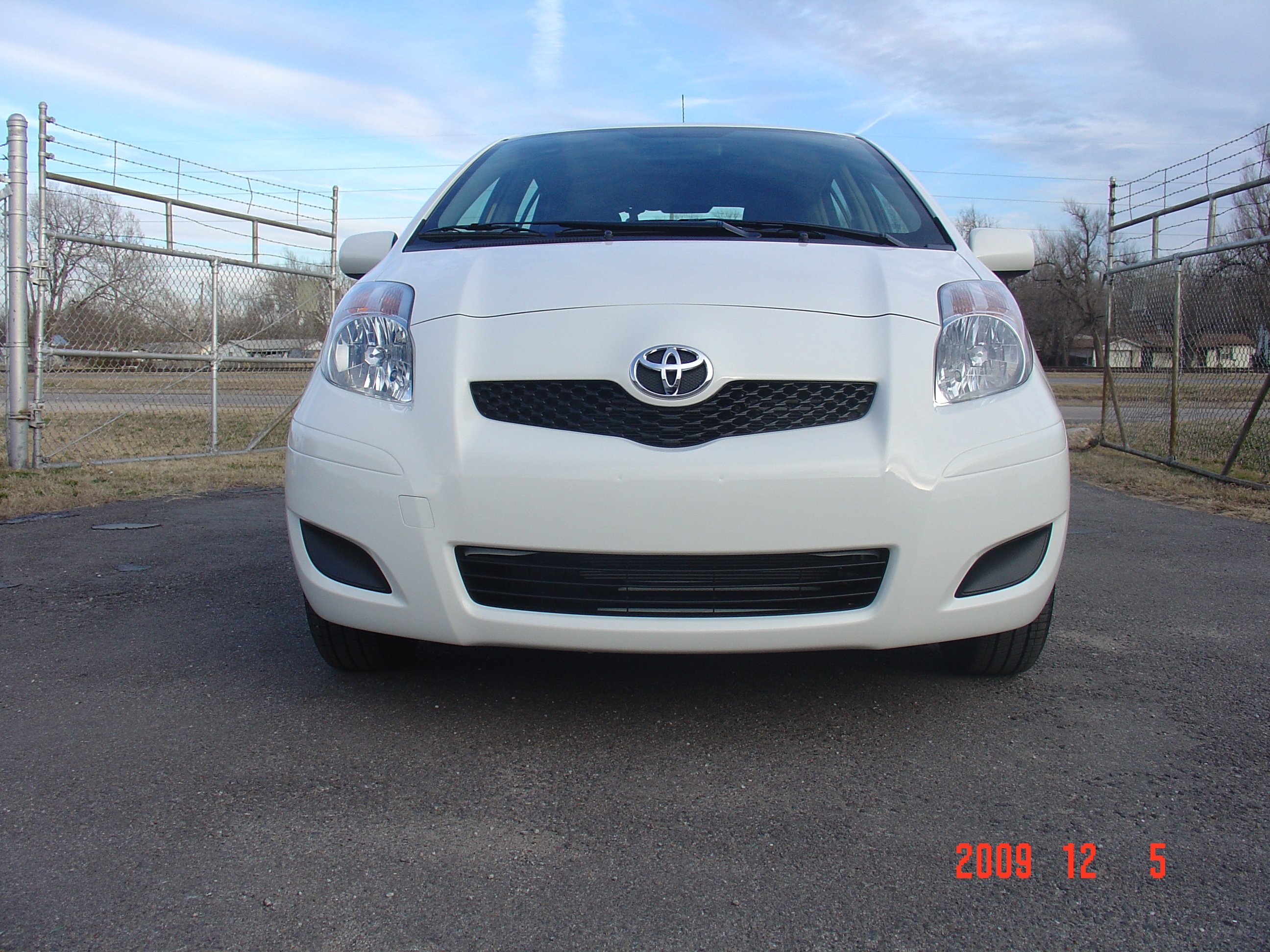 Another Loon 2010 Toyota Yaris post... - 14067460