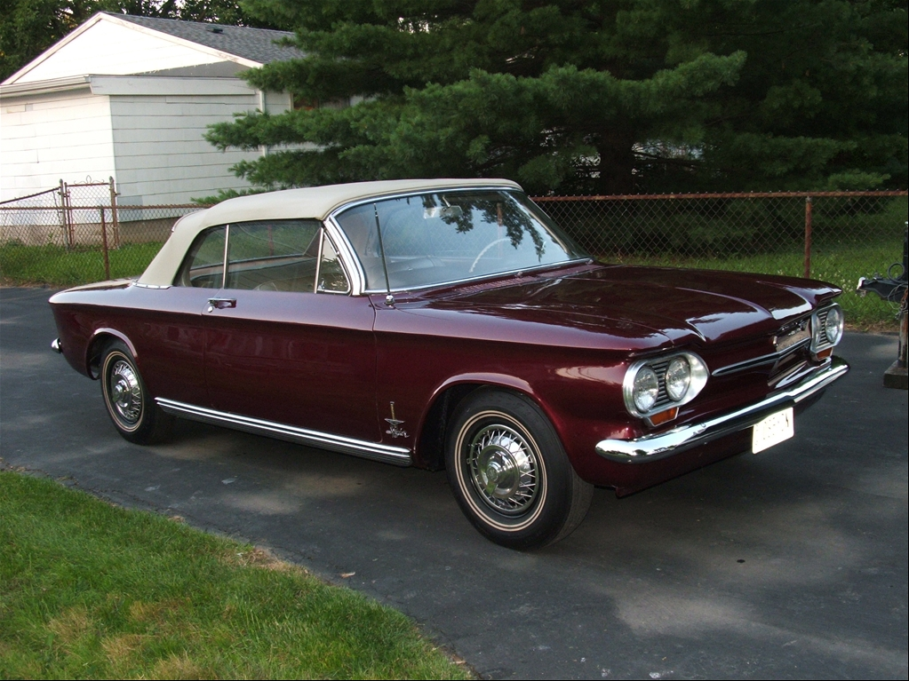 capcorvair1761's 1963 Chevrolet Corvair