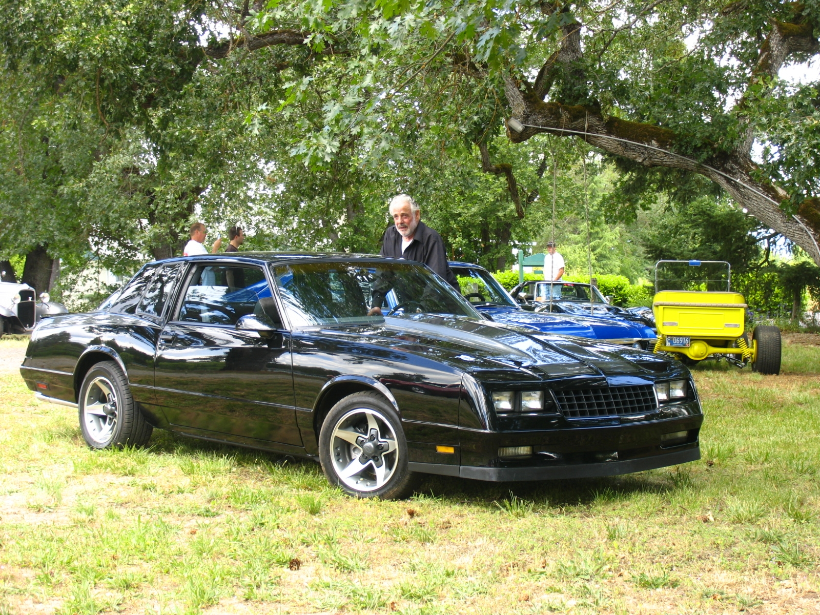 Another 550a6 1987 Chevrolet Monte Carlo post... - 14067560