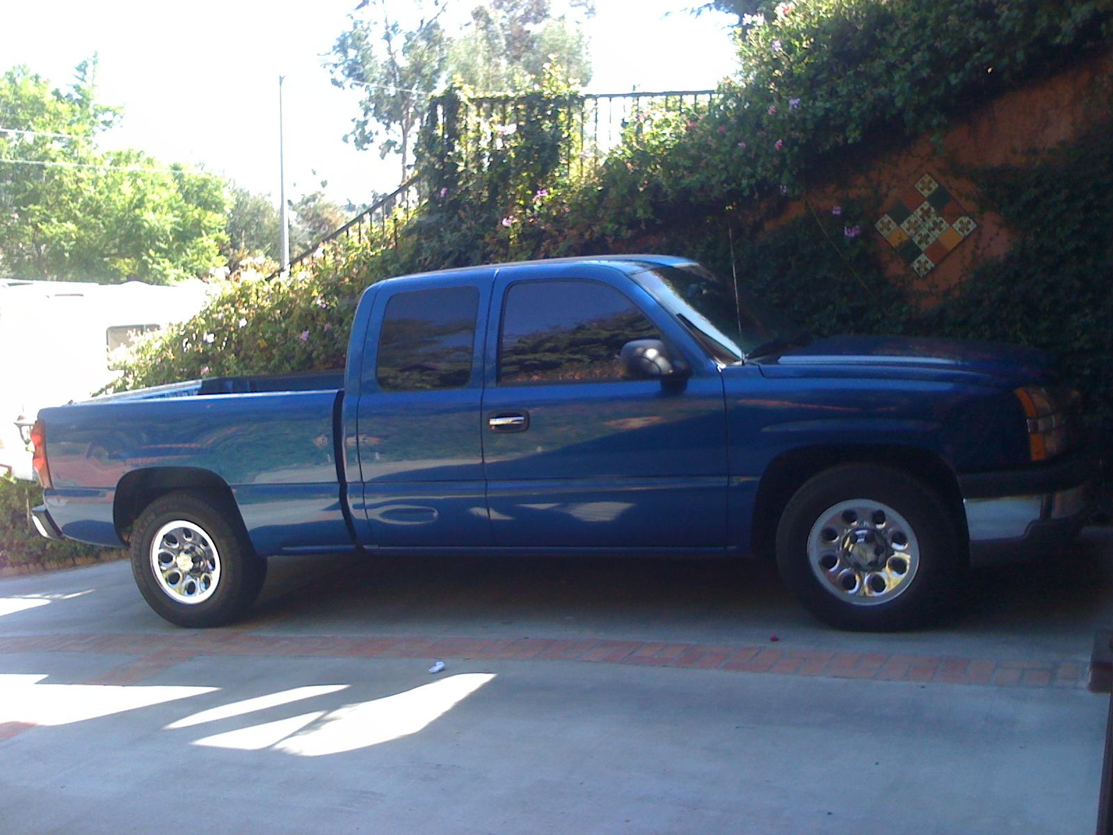 fumar 39 s 2003 chevrolet silverado 1500 regular cab in los angeles ca. Black Bedroom Furniture Sets. Home Design Ideas