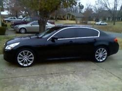 InfinitiG35S007s 2007 Infiniti G