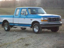 BadAssFordzs 1994 Ford F150 Regular Cab