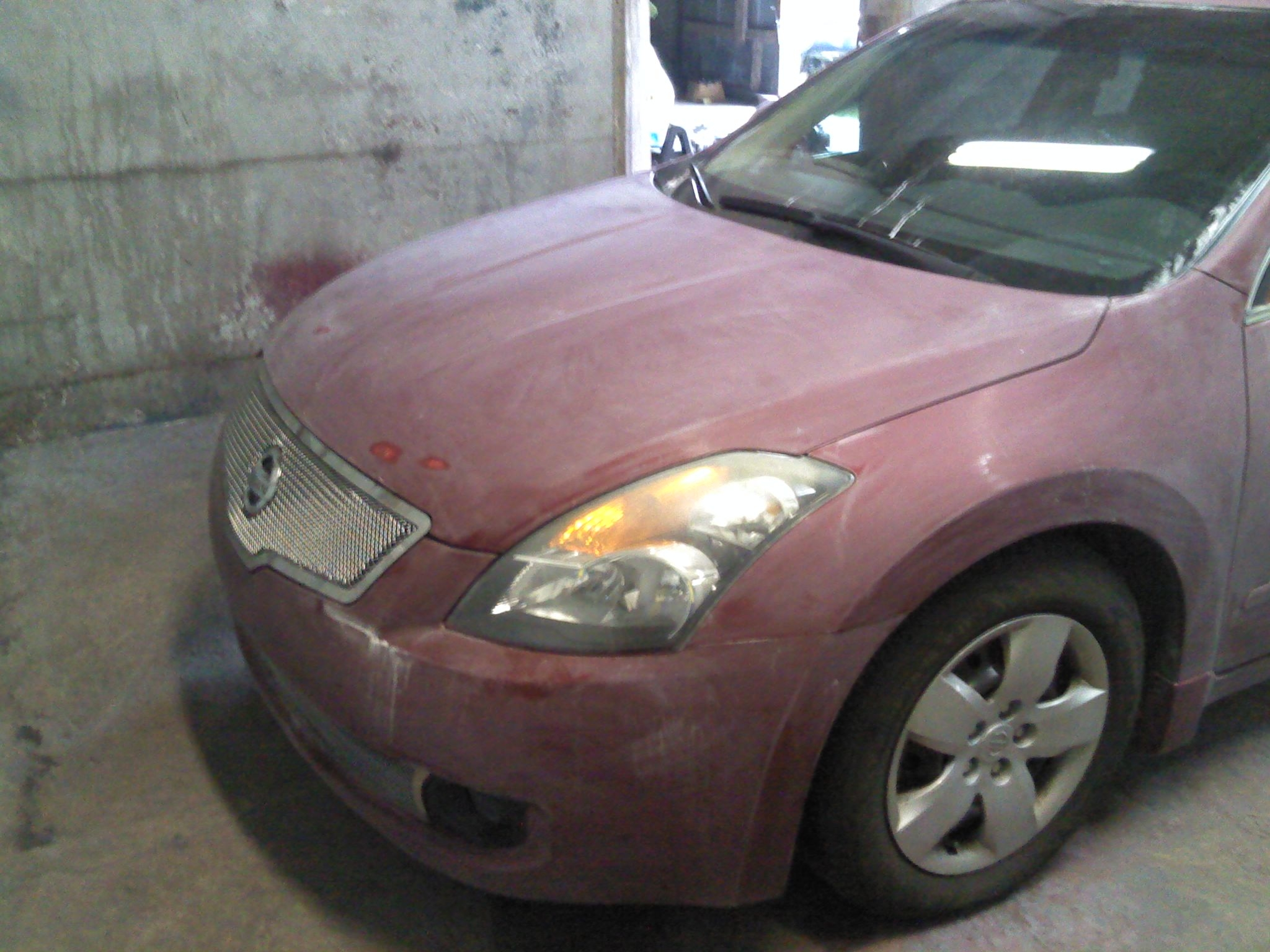 12Dmoney 2007 Nissan Altima 14065880