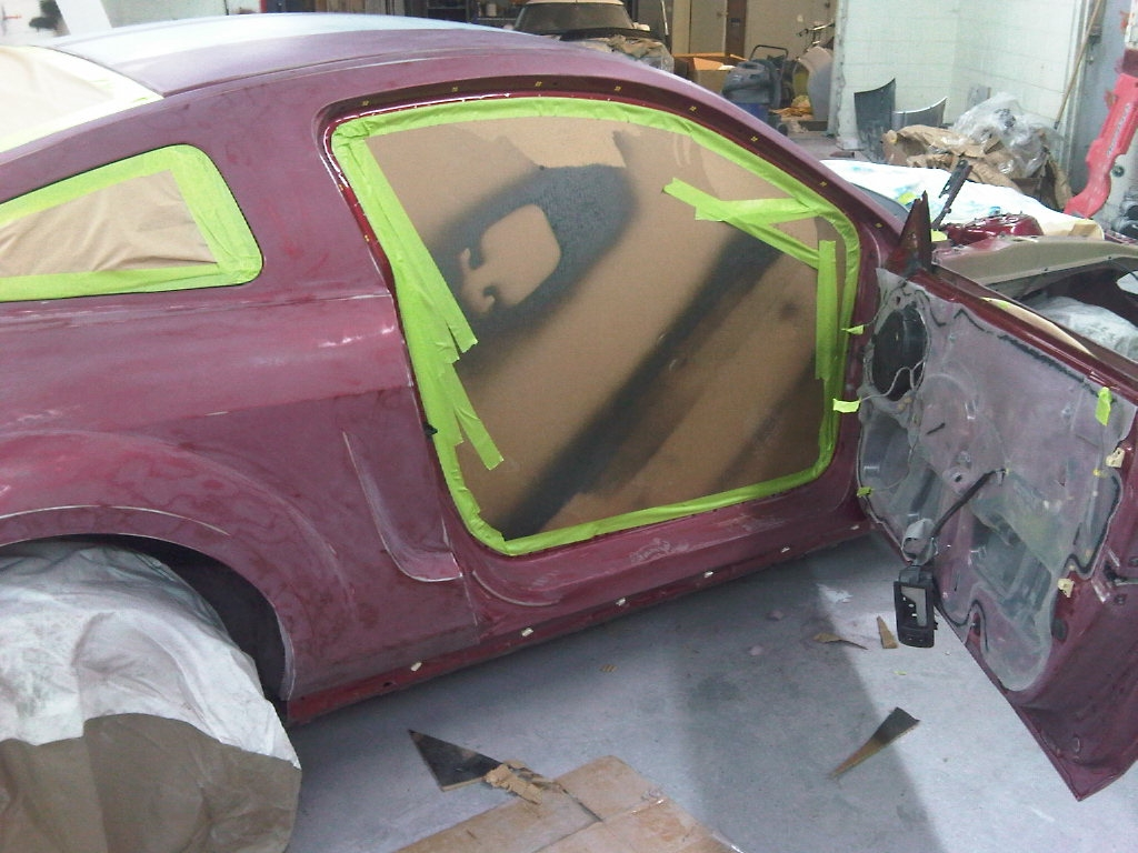 Another bossmannbodyshop 2005 Ford Mustang post... - 14069632
