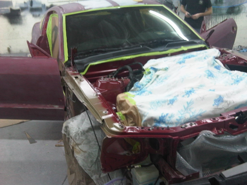 Another bossmannbodyshop 2005 Ford Mustang post... - 14069633