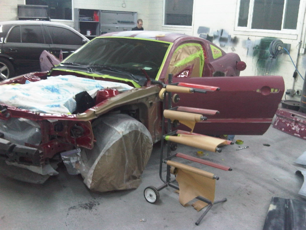 Another bossmannbodyshop 2005 Ford Mustang post... - 14069634