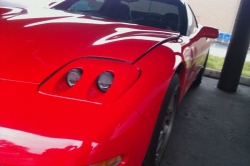 ProfessorBlazes 2001 Chevrolet Corvette