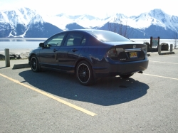 crazzyalaskans 2010 Honda Civic