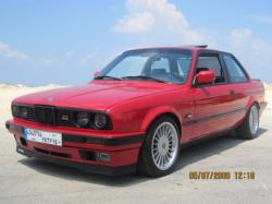 REDALPINAs 1989 BMW 3 Series