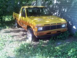 Kool_Laids 1987 Nissan D21 Pick-Up
