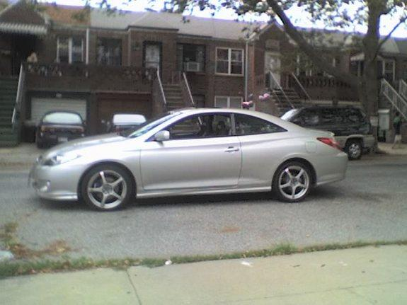 Another SRT86A4EVR 2004 Toyota Solara post... - 14073158