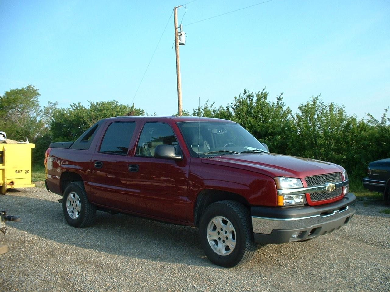 69MPcoronet 2004 Chevrolet Avalanche Specs Photos Modification