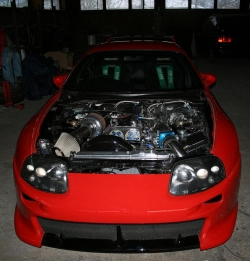-Johnson-s 1995 Toyota Supra