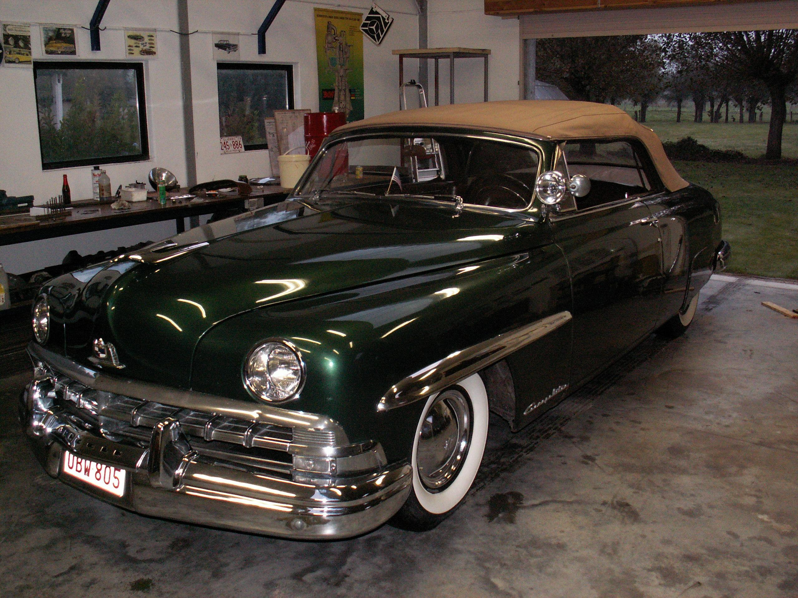 Another 1950cosmo 1950 Lincoln Cosmopolitan post... - 14074193