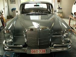 1950cosmo 1967 Mercedes-Benz S-Class